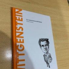 Libros de segunda mano: WITTGENSTEIN. Lote 201235821