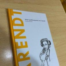 Libros de segunda mano: ARENDT. Lote 201235935