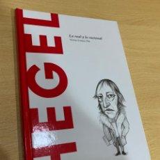 Libros de segunda mano: HEGEL. Lote 201236025