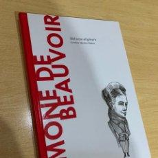 Libros de segunda mano: SIMONE DE BEAUVOIR. Lote 201236238
