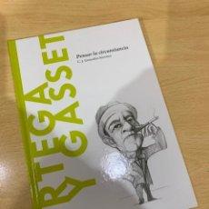 Libros de segunda mano: ORTEGA Y GASSET. Lote 201236545