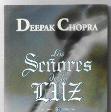Libros de segunda mano: SEÑORES DE LA LUZ, LOS. CHOPRA, DEEPAK; GREENBERG, MARTIN HARRY; CORGATELLI, ROSA S. 1999. Lote 202692141