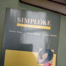 Libros de segunda mano: SIMPLOKE, GUSTAVO BUENO, EDICIONES JUCAR, FILOSOFIA 3º 3 BUP BACHILLERATO,. Lote 207028017