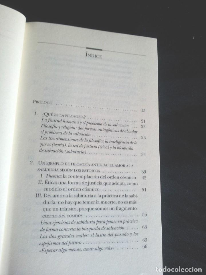 Libros de segunda mano: LUC FERRY - APRENDER A VIVIR, FILOSOFIA PARA MENTES JOVENES - EDICIONES TAURUS 2007 - Foto 3 - 207859923