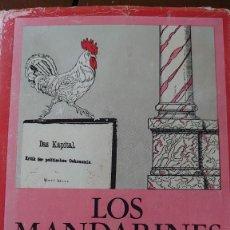 Livros em segunda mão: SIMONE DE BEAUVOIR LOS MANDARINES PRPM 1. Lote 207922526
