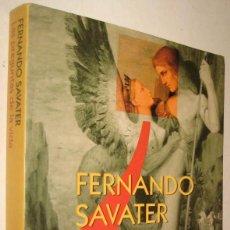 Libros de segunda mano: LAS PREGUNTAS DE LA VIDA - FERNANDO SAVATER. Lote 210330436