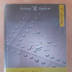Livros em segunda mão: LOS LÓGICOS - JESÚS MOSTERÍN - ESPASA FÓRUM - TAPA DURA - SOBRECUBIERTA. Lote 211789216