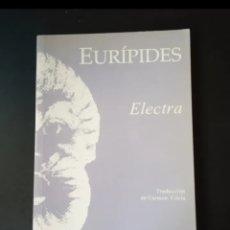 Livros em segunda mão: ELECTRA , EURÍPIDES. Lote 215017125