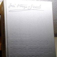 Libros de segunda mano: OBRAS COMPLETAS, TOMO IX (1960-1962). JOSÉ ORTEGA Y GASSET. REVISTA DE OCCIDENTE 1971 ESTADO: ACEPTA. Lote 215104486