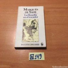 Libros de segunda mano: LA FILOSOFÍA EN EL TOCADOR. Lote 215303807