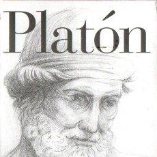 Libros de segunda mano: PLATÓN : OBRAS (LIBROS QUE CAMBIARON EL MUNDO, 2019). Lote 216858700