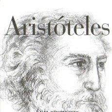 Libros de segunda mano: ARISTÓTELES : ÉTICA (LIBROS QUE CAMBIARON EL MUNDO, 2019). Lote 216858841