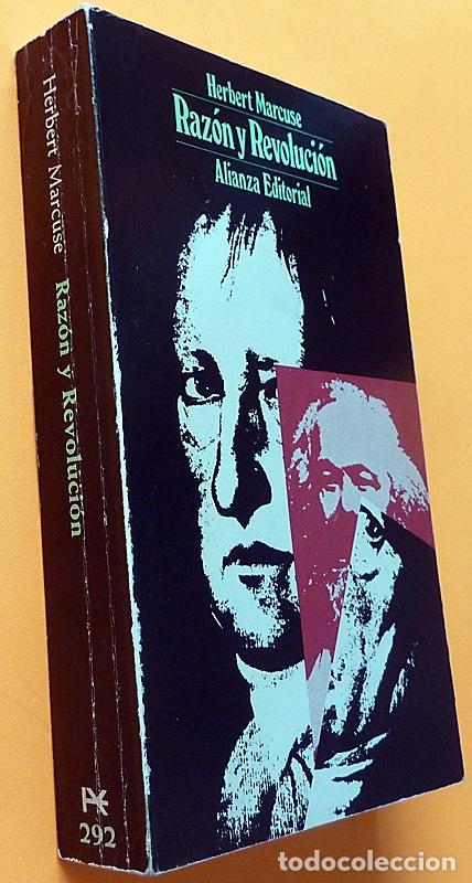 Libros de segunda mano: RAZÓN Y REVOLUCIÓN - HERBERT MARCUSE - ALIANZA EDITORIAL Nº 292 - 1972 - VER INDICE - Foto 2 - 217227411