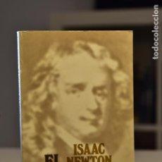 Libros de segunda mano: EL SISTEMA MUNDO- ISAAC NEWTON- ALIANZA EDITORIAL. Lote 217611593