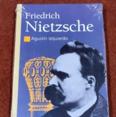 Libros de segunda mano: FRIEDRICH NIETZSCHE. AGUSTIN IZQUIERDO.. Lote 218158722