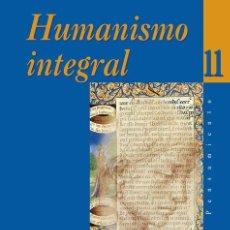 Libros de segunda mano: HUMANISMO INTEGRAL. - MARITAIN, JACQUES.. Lote 218169171