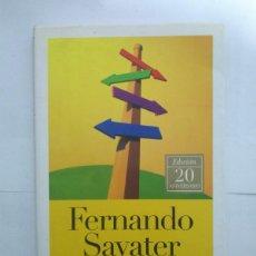 Libros de segunda mano: ETICA PARA AMADOR - FERNANDO SAVATER. Lote 218170963