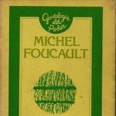 Libros de segunda mano: MICROFISICA DEL PODER. - FOUCAULT, MICHEL.. Lote 218535378