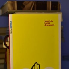 Libros de segunda mano: ÉTICA Y POLÍTICA- JOSÉ LUIS LÓPEZ ARANGUREN- EDITA PÚBLICO. Lote 221168516