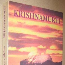 Libros de segunda mano: LA LIBERTAD PRIMERA Y ULTIMA - KRISHNAMURTI - PROLOGO DE ALDOUS HUXLEY. Lote 221651296