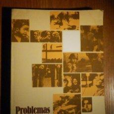 Libros de segunda mano: PROBLEMAS MORALES DE LA EXISTENCIA HUMANA - RAFAEL GÓMEZ PÉREZ - MAGISTERIO ESPAÑOL 1980. Lote 224180237
