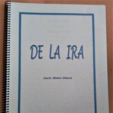 Libros de segunda mano: MATERIAL DE FILOSOFIA: SENECA, NIETZSCHE, SAN AGUSTIN. Lote 224299068