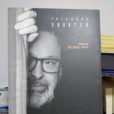 Libros de segunda mano: FERNANDO SAVATER. PENSAMIENTOS ARRIESGADOS. EDICIÓN JOSÉ SÁNCHEZ TORTOSA. Lote 225423815