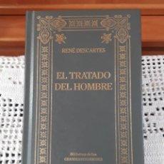 Libros de segunda mano: EL TRATADO DEL HOMBRE / RENÉ DESCARTES. Lote 231206860