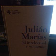 Libros de segunda mano: JULIÁN MARÍAS PLANETA 2011. Lote 233049130