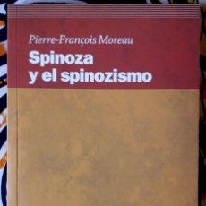Livros em segunda mão: PIERRE-FRANÇOIS MOREAU . SPINOZA Y EL SPINOZISMO. Lote 233166590