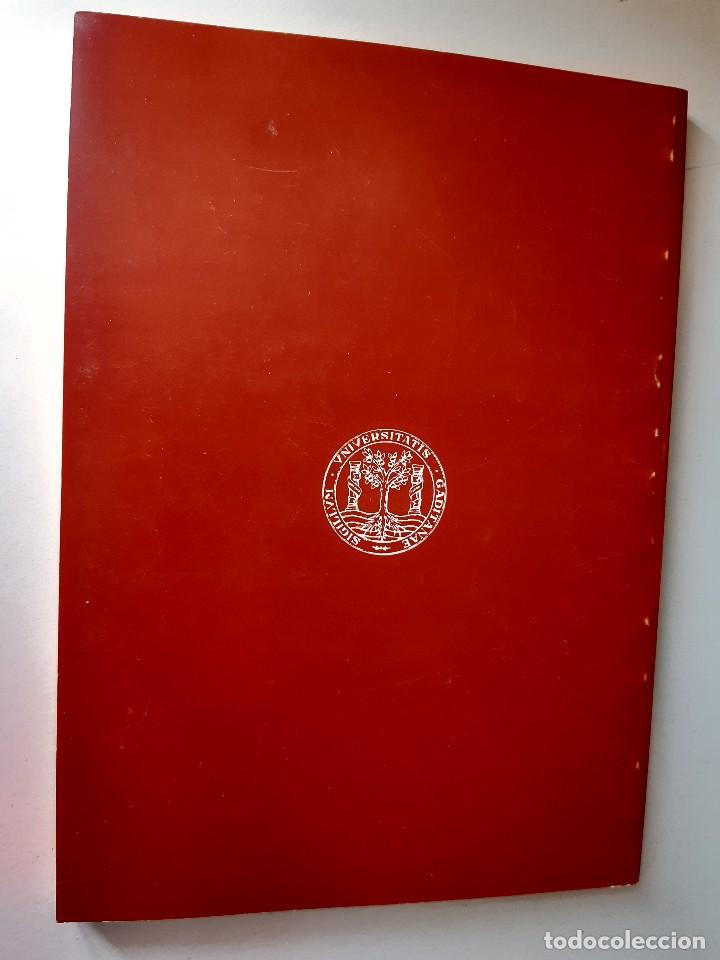Libros de segunda mano: FOUCAULT Y LOS HISTORIADORES ANALISIS DE UNA COEXISTENCIA INTELECTUAL Francisco Jose Vazquez Garcia - Foto 3 - 233942070