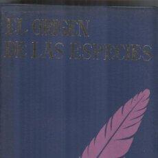Libros de segunda mano: EL ORIGEN DE LAS ESPECIES DE CHARLES DARWIN. Lote 235142985
