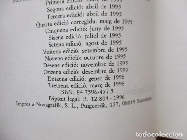 Libros de segunda mano: EL MÓN DE SOFIA, Jostein Gaarder - Foto 8 - 235375670