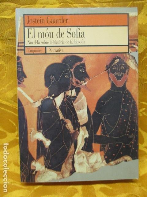 EL MÓN DE SOFIA, JOSTEIN GAARDER (Libros de Segunda Mano - Pensamiento - Filosofía)