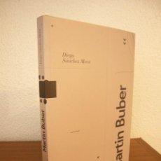 Libros de segunda mano: DIEGO SÁNCHEZ MECA: MARTIN BUBER (HERDER, 2000) COMO NUEVO. Lote 235563305