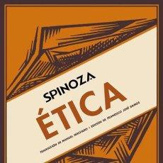 Libros de segunda mano: ÉTICA. SPINOZA.-. Lote 244439615
