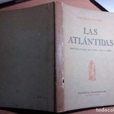 Libros de segunda mano: LAS ATLÁNTICAS. J. ORTEGA Y GASSET. EDITORIAL SUDAMERICANA. Lote 244440850