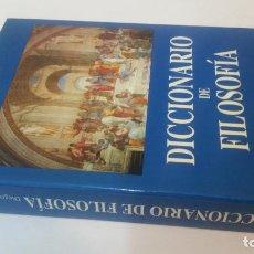 Libros de segunda mano: 1996 - DIEGO SANCHEZ MECA - DICCIONARIO DE FILOSOFÍA. Lote 245018820