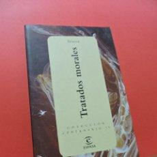 Libros de segunda mano: TRATADOS MORALES. SÉNECA. ESPASA COLECCIÓN CENTENARIO II. Lote 247262205
