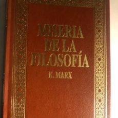 Libros de segunda mano: MISERIA DE LA FILOSOFÍA DE KARL MARX. Lote 247817075