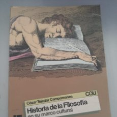 Libros de segunda mano: HISTORIA DE LA FILOSOFIA. Lote 249258665
