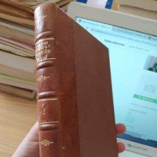 Libros de segunda mano: FILOSOFIA MORAL. GABINO MARQUEZ, ED. EXCELICER, 1942. TAPA EN PIEL Y CARTON, EXELENTE ESTADO.. Lote 251325550