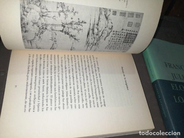 Libros de segunda mano: François Jullien , elogio de lo insípido - Foto 7 - 253196815