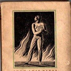 Libros de segunda mano: JUAN LUIS VIVES : INTRODUCCION A LA SABIDURÍA (POLIGRAFA, 1944). Lote 253960935