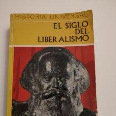 Libros de segunda mano: EL SIGLO DEL LIBERALISMO. CARL GRIMBERG. EDICIONES DAIMON. 1973.. Lote 254085195