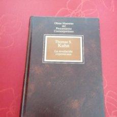 Libros de segunda mano: LA REVOLUCIÓN COPERNICANA. THOMAS S. KUHN.. Lote 254799710