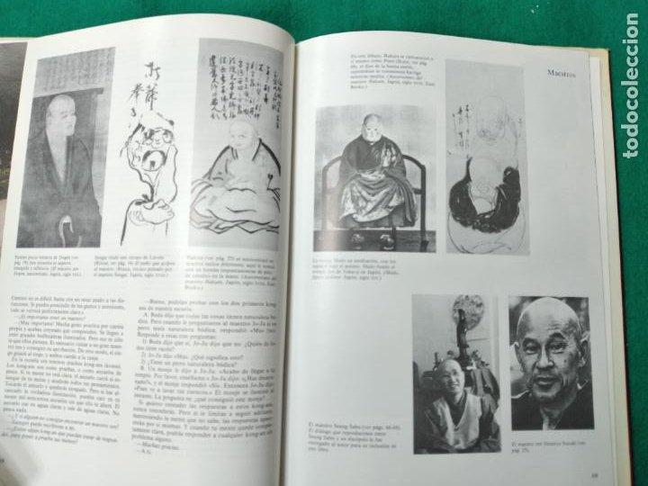Libros de segunda mano: ANNE BANCROFT. ZEN. BUDISMO. EDITORIAL DEBATE 1ª ED. NOVIEMBRE DE 1988. - Foto 4 - 256148665