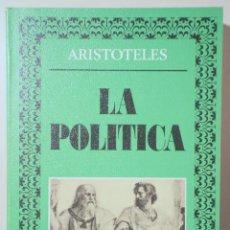 Livros em segunda mão: ARISTÓTELES - LA POLÍTICA - MADRID 1981. Lote 257664900