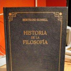 Livros em segunda mão: BERTRAND RUSSELL, HISTORIA DE LA FILOSOFÍA RBA. Lote 258495780