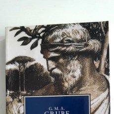 Livros em segunda mão: EL PENSAMIENTO DE PLATÓN G. M. A. GRUBE. BIBLIOTECA GREDOS. Lote 261198945